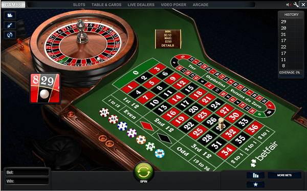 Free roulette 164045