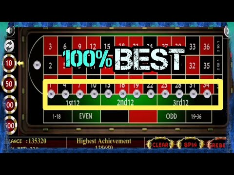 Roulette system 290548